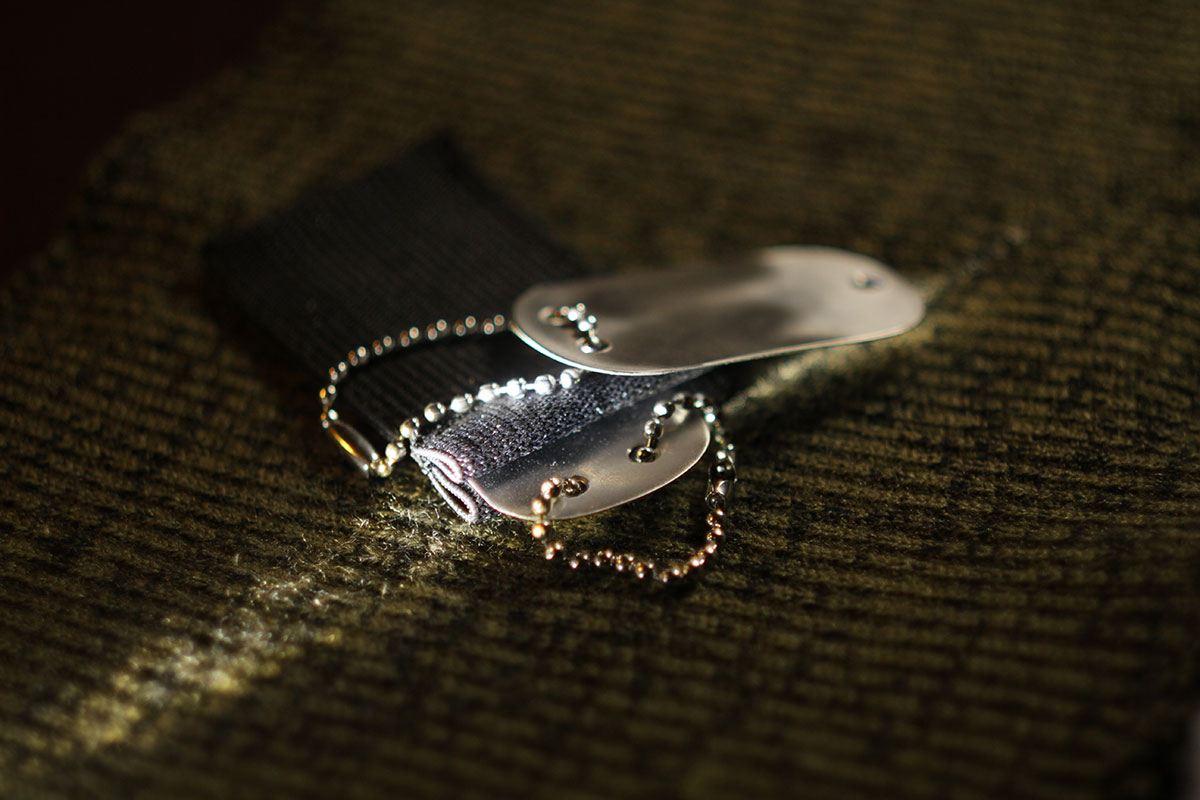 титановый жетон